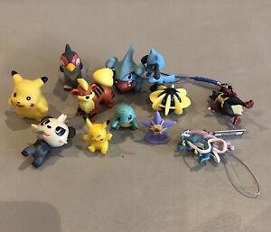 Pokemon figures Joblot/Tomy Nintendo minifigures bundle figures Rare