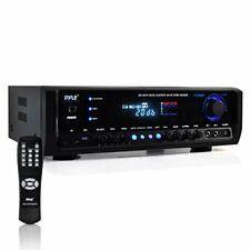 Sound Around Pyle Bluetooth Digital Home Theater Stereo Receiver, Aux Input,