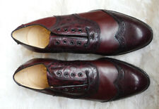 Johnston & Murphy Golf 1950's Nos (unworn) 2-Tone Spectator Wingtips 9D