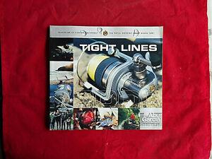 ABU TIGHT LINES ADVERTISING FISHING CATALOGUE 2000