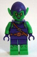 GENUINE LEGO Marvel Super Heroes GREEN GOBLIN Minifigure from 10687