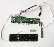 TV HDMI LCD CVBS RF VGA display controller kit for LP156WH3-TLF1 TLAC 1366X768