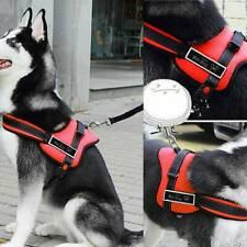 No-Pull Dog Harness Outdoor Adventure Pet Vest Padded Handle-Small-Extra Large
