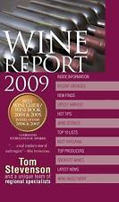 Wine Report 2009, Stevenson, Tom, Good Condition, Book
