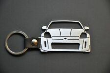 Nissan 350Z keychain keyring stainless steel