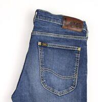 Lee Hommes Luke Slim Jeans Extensible Taille W31 L32 AVZ64