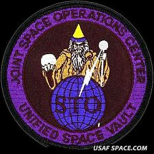 USSTRATCOM - STO SPECIAL TECHNICAL OPERATIONS - USAF NRO ORIGINAL VEL PATCH