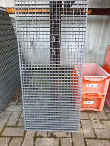 Gitterrost  (25,00 €/m²) ca. 47,5 x 100 cm (Lagernr. 035)