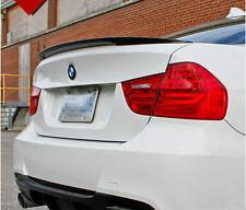 CARBON BMW E90 BOOT SPOILER WING TRUNK M3 CSL PERFORMANCE 3 SERIES 4 DOOR
