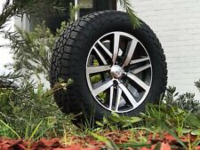 Toyota Hilux SR5 18 Inch Wheels And Falken AT3 Tyres New Set Of 5 265 60 18