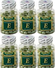 6 bottles Health Pro Aloe Vera vitamin E facial oil (90 Softgels /bottle)