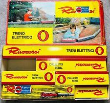 More details for rivarossi 7002 german goods train o gauge set