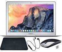 Apple MacBook Air i5 4GB RAM 128GB SSD, 256GB SSD 13.3-in Plus 180-Day Warranty!