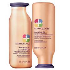 Pureology - Precious Oil -Shampoo 250ml + Conditioner 250ml Value Pack