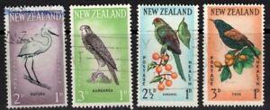 New Zealand. Health.1961-62. Set of each. U.
