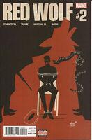 RED WOLF #2 Marvel Comics 1st Print 2016 Unread NM