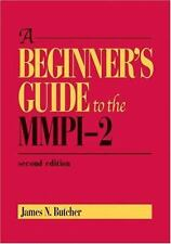A Beginner's Guide to the MMPI-2 by Butcher, James Neal