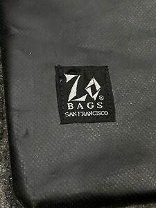 Vintage Zo Bags Records Pouch 2006 Messenger Bag Internal Sleeve