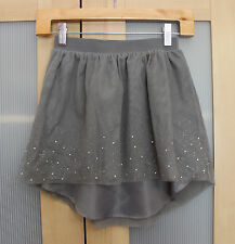 NWT Mayoral Tulle Sparkle High-Low Hem Skirt ~ Size 12