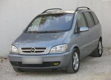 ClimAir Windabweiser PROFI vorne Opel Zafira A Typ T98 Bj.1999-2004  schwarz