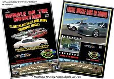 HOLDEN Monaro HDT Torana GTR XU1 SLR 5000 HSV Commodore Bathurst Muscle Car DVDS