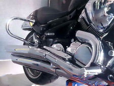 SUZUKI INTRUDER M1800R / M 1800 R Rear Crash Bars Guards, Protectors