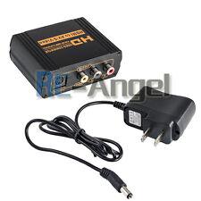 1080P HDMI To RCA AV CVBS Composite S-Video Audio Video HDCP Converter Adapter