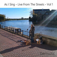 bemuzic - 20 tracks recorded live on the streets with CIGAR BOX GUITARS