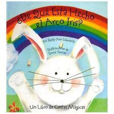 Bendon Publishing De Que Esta Hecho el Arco Iris? Un Libro de Cintas Magicas (S