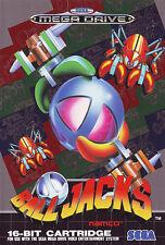 ## SEGA Mega Drive - Ball Jacks / MD Spiel ##