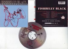 FISHBELLY BLACK (CD) 1993 Spontaneous combustion,...