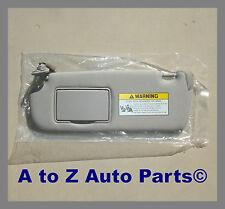 NEW & IMPROVED 2006-2008 Hyundai Sonata DRIVER SIDE Grey SUN VISOR,OEM Hyundai