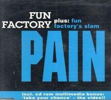 Fun Factory Pain (1994) [Maxi-CD]