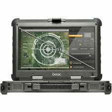 Getac S400 Ruggedized Toughbook Military Police Fire EMS Laptop Notebook Touch