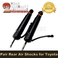 48530-69535 Pair Rear Air Shock Struts For Toyota Land Cruiser 150 Lexus GX460