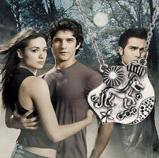 TEEN WOLF TRISKEL TRISKELION CLAVICLE VAMPIRE COLLANA MENS WOLF LUPO TYLER C B10