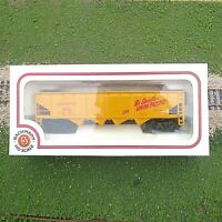 Bachmann HO scale Union Pacific 40 foot Hopper Car Yellow New In Box