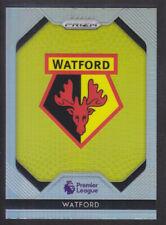 Panini Prizm Premier League 2019/20 - Watford - Team Badge / Logo - Silver