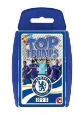 TOP TRUMPS SPECIALS 2015/2016 CHELSEA FC FOOTBALL CLUB CARD GAME