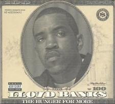 Hunger for More [G-Unit Collector's Edition] [PA] by Lloyd Banks (CD, 2006, 2 Di