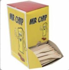 More details for 1000 x wooden chip fork