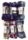 Men Micro Fleece Lounge Pants - Wrapped Pajama Pants