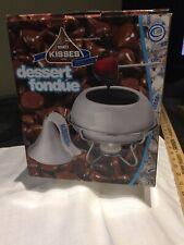 Hershey's Kiss Chocolate Dessert Fondue or Candy Dish