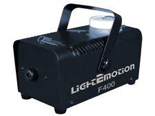 Light Emotion 400w Party Fog Smoke Machine with remote, big fog output