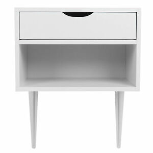 Modern Floating Wall Mounted Bedside Table Cabinet Nightstand Shelf Drawer