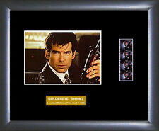 James Bond : Brosnan: Goldeneye Film Cell - Numbered Limited Edition