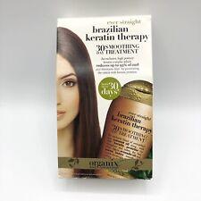 Organix Ever Straight Brazilian Keratin Therapy 30-Day Smoothing Treatment 3.3oz