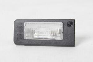 Genuine OEM License Plate Light With Bulb Left AUDI TT Mk1 1998-2006