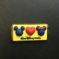 WDW - Mickey Mouse Loves Minnie Mouse - Disney Pin 30931