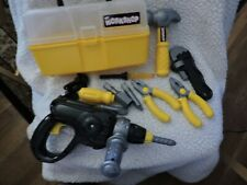 """KIDS """"MY WORKSHOP"""" CASE WITH TOOLS"""